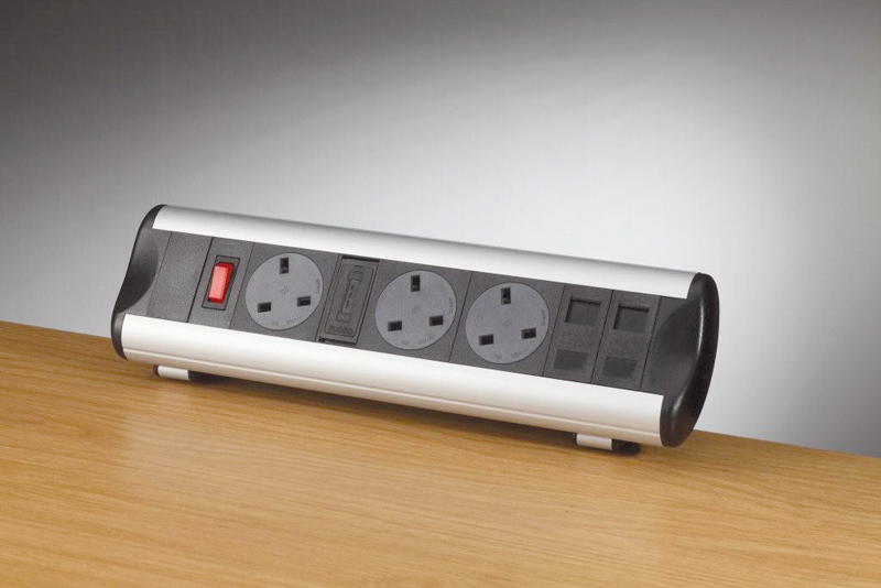DESK MOUNTED SOCKETS Premier Farnell CPC UK